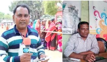 পীরগঞ্জ প্রেসক্লাবের দ্বি-বার্ষিক নির্বাচনে সভাপতি বাবুল, সম্পাদক রানা