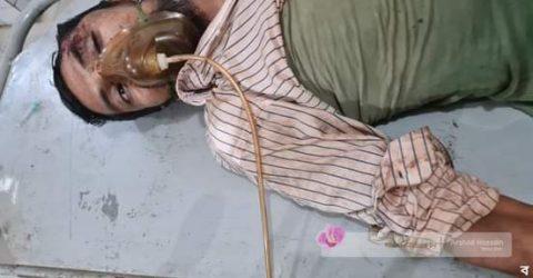 এবার লোহাগাড়ায় সড়ক দুর্ঘটনায় ট্রলি চালকের পা বিছিন্ন