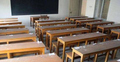 ঘোষনার পরপরেই ঈদগাঁওতে শিক্ষা প্রতিষ্ঠান খোলার প্রাক প্রস্তুতি
