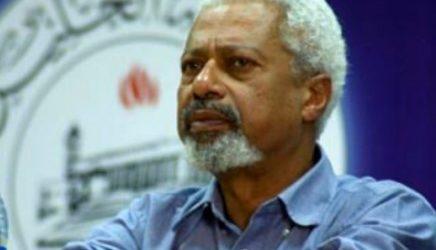 সাহিত্যে নোবেল পেলেন আব্দুল রাজ্জাক গুরনাহ